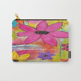 Abundance of Flowers Carry-All Pouch