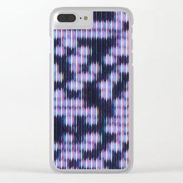 Painted Attenuation 1.3.2 Clear iPhone Case