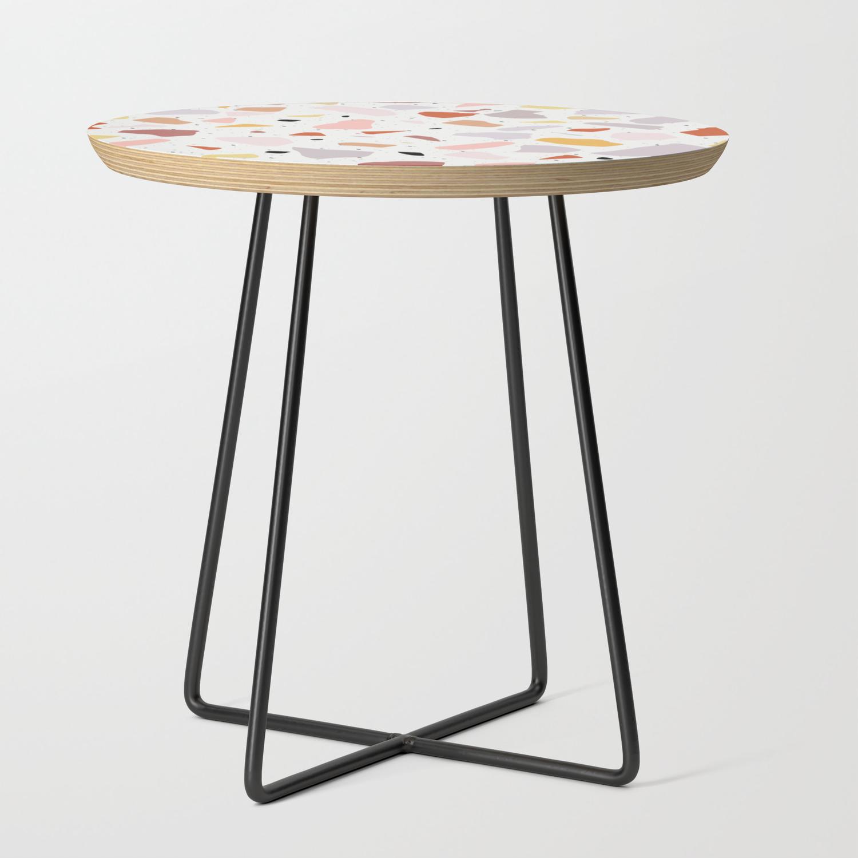 Terraza Side Table By Galaxyeyes