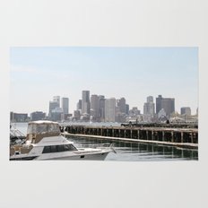 Boston By Day Rug