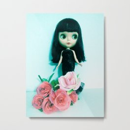 roses are my favourite flower Metal Print