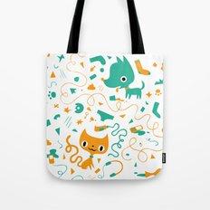 Cute vandals Tote Bag