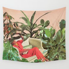 SECRET PLACE Wall Tapestry