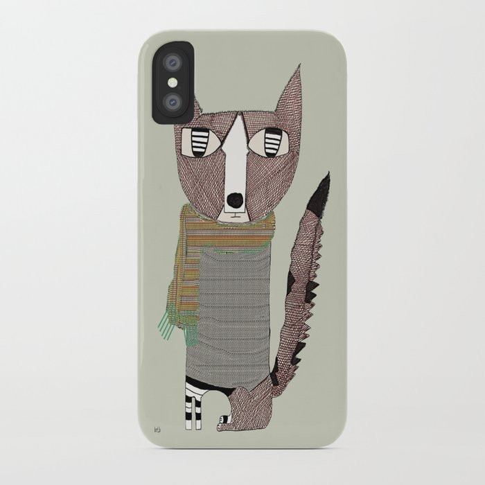 Spencer iPhone Case