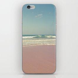 Sea waves 5 iPhone Skin
