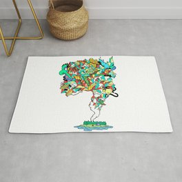 Thick Lucidity Rug