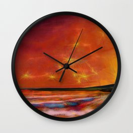 Sunrise-sunset Wall Clock