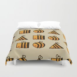 BEE DIFFERENT Duvet Cover