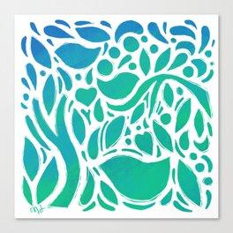 Ocean Garden Canvas Print