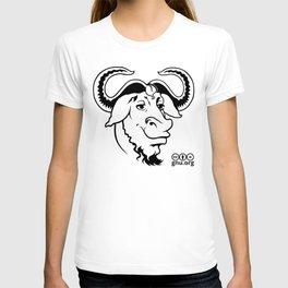 gnu T-shirt