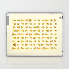 99 Slices of Za on the Wall Laptop & iPad Skin