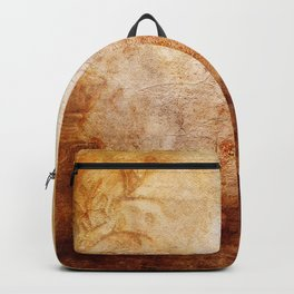 Antique Vintage Nostalgic Texture Backpack