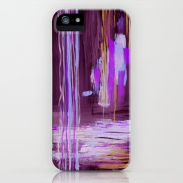 Inflection iPhone Case