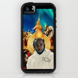 Kendrick Krist Uno iPhone Case