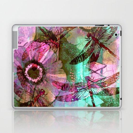 Dragonflies in a Dream Laptop & iPad Skin