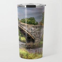 Llanrwst Bridge and Tea Room Travel Mug