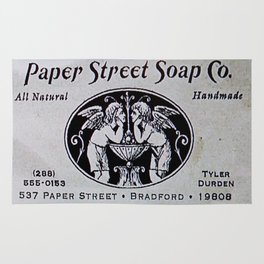 Paper Street Soap Rug