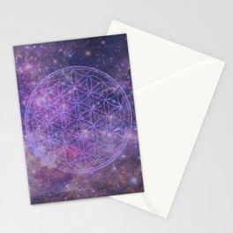 Sacred Geometry 10 Stationery Cards