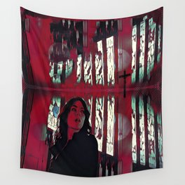 Confessional: Frame Rate Wall Tapestry