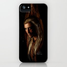 Wrath and Ruin. iPhone Case