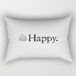 Happy Hippo Rectangular Pillow