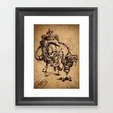 #20 Framed Art Print
