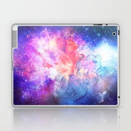 Nébuleuse Laptop & iPad Skin