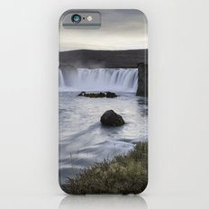 Godafoss Waterfall Iceland iPhone 6s Slim Case
