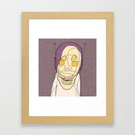 Still Phill Framed Art Print