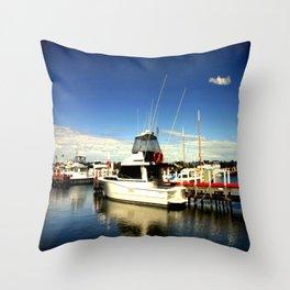 Lakes Entance - Australia Throw Pillow