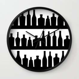Classic Bootles Wall Clock