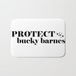 Protect Bucky Barnes Bath Mat