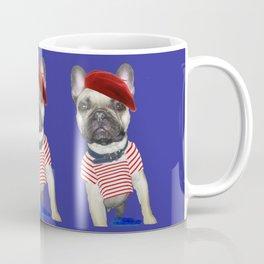 Hello from Pierre the French Bulldog Coffee Mug