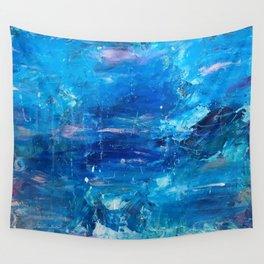 La Mer Enchantée Wall Tapestry