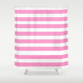 Mariniere marinière variation VI Shower Curtain