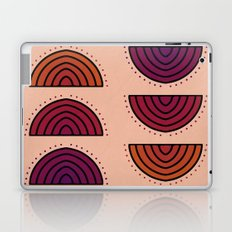 Flowers of Sunset Laptop & iPad Skin