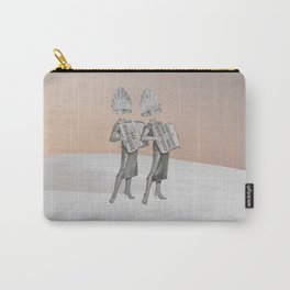 Homecoming Polka Carry-All Pouch