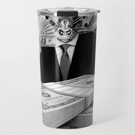 businessman Travel Mug