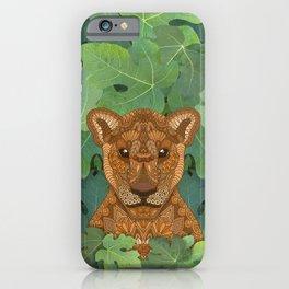Lioness Queen iPhone Case