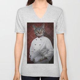Chef Lola Unisex V-Neck