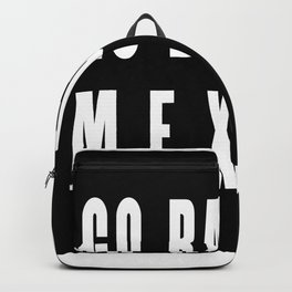 Go back to mexico Backpack