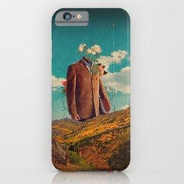 Sometimes I Think You'll Return iPhone Case