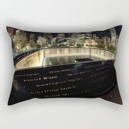 Ground Zero Rectangular Pillow