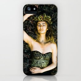 Queen Midas iPhone Case