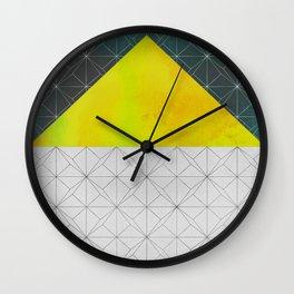 Quadrant Wall Clock
