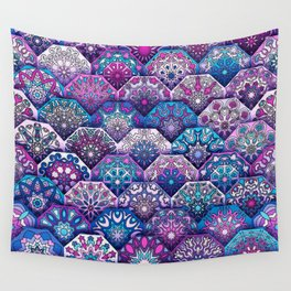 Bohemian Quilt Wall Tapestry