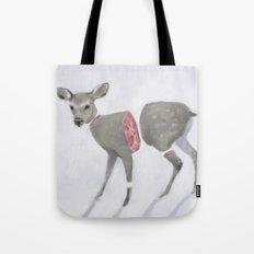 Poor Bambi Tote Bag