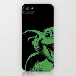 Happy Gargoyle iPhone Case