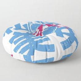 master roshi Floor Pillow