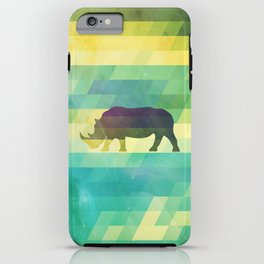 Orion Rhino iPhone Case